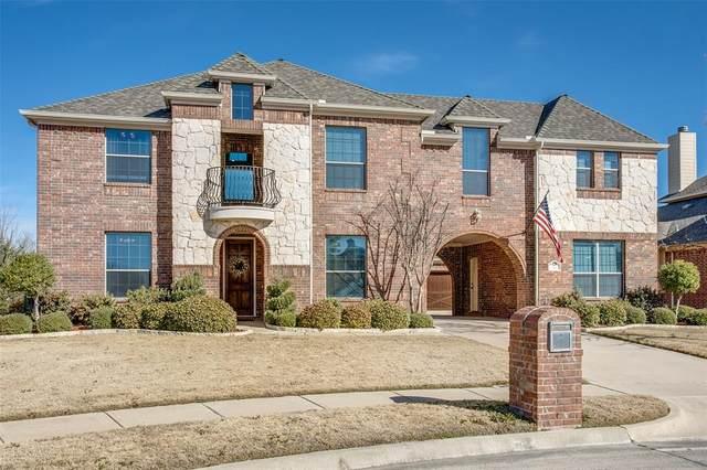 305 Creekhaven Court, Keller, TX 76248 (MLS #14491073) :: The Kimberly Davis Group