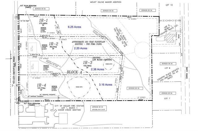 805 Keller Smithfield R4 Road, Keller, TX 76248 (MLS #14492181) :: Justin Bassett Realty