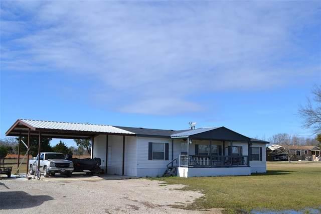 393 Quail Run Circle, Quinlan, TX 75474 (MLS #14493271) :: The Russell-Rose Team