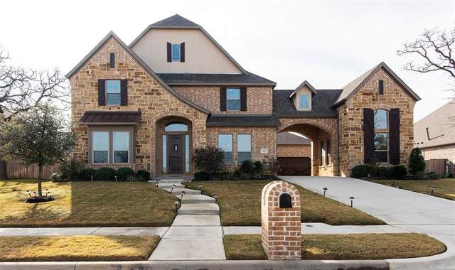 404 Emerald Ridge Drive, Keller, TX 76248 (MLS #14493380) :: The Heyl Group at Keller Williams