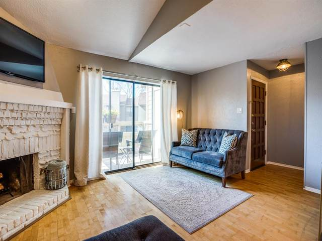 5200 Martel Avenue 3J, Dallas, TX 75206 (MLS #14493736) :: The Kimberly Davis Group