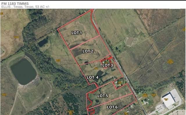 TRACT 2 Oak Grove Road, Ennis, TX 75119 (MLS #14493978) :: Maegan Brest | Keller Williams Realty