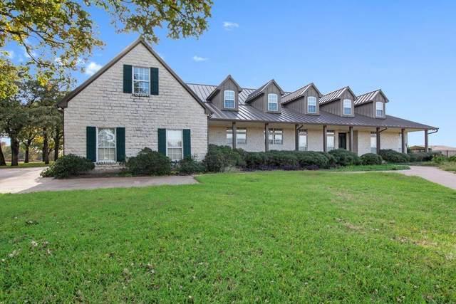 3300 County Road 206, Alvarado, TX 76009 (MLS #14494660) :: The Kimberly Davis Group