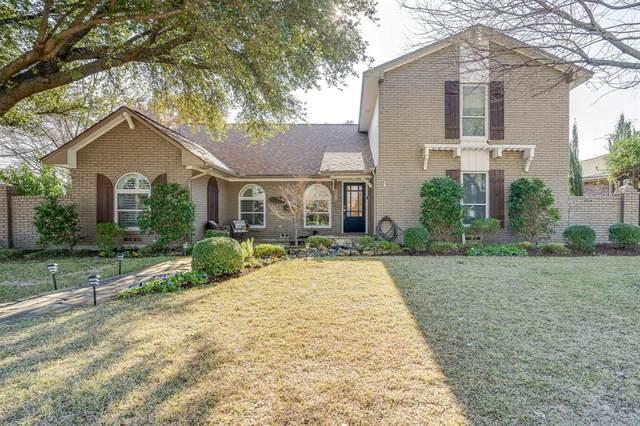 9568 Millridge Drive, Dallas, TX 75243 (MLS #14495176) :: The Mauelshagen Group