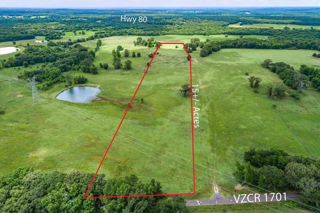 Tract 1 Vz County Road 1701, Grand Saline, TX 75140 (MLS #14495428) :: Real Estate By Design