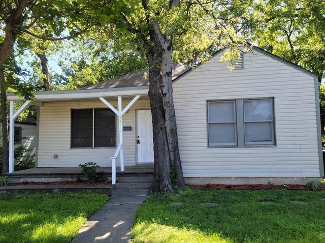 3317 James Avenue, Fort Worth, TX 76110 (MLS #14495446) :: All Cities USA Realty