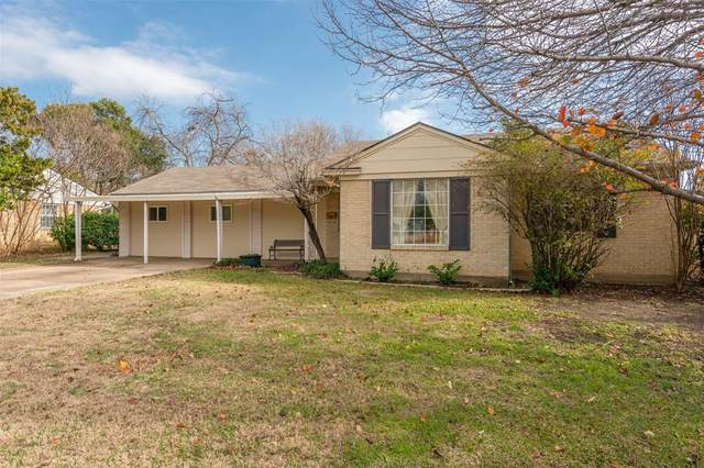 3533 South Drive, Fort Worth, TX 76109 (MLS #14495731) :: The Kimberly Davis Group