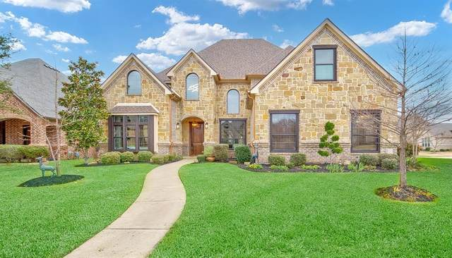 8000 Camino Drive, North Richland Hills, TX 76182 (MLS #14495838) :: The Hornburg Real Estate Group