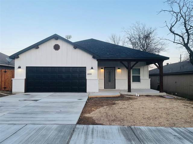 1015 Kimbrough Street, White Settlement, TX 76108 (MLS #14496436) :: The Kimberly Davis Group