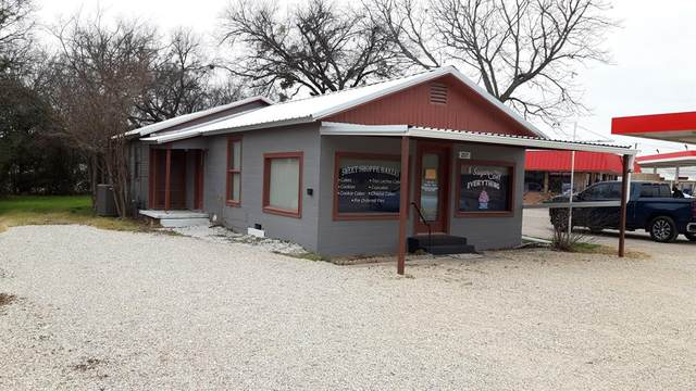 207 N Bosque Street, Whitney, TX 76692 (MLS #14496596) :: All Cities USA Realty