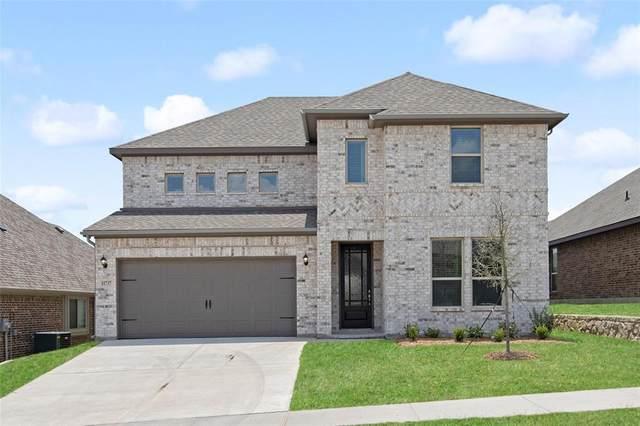 11737 Pistachio Trail, Fort Worth, TX 76108 (MLS #14496832) :: Frankie Arthur Real Estate