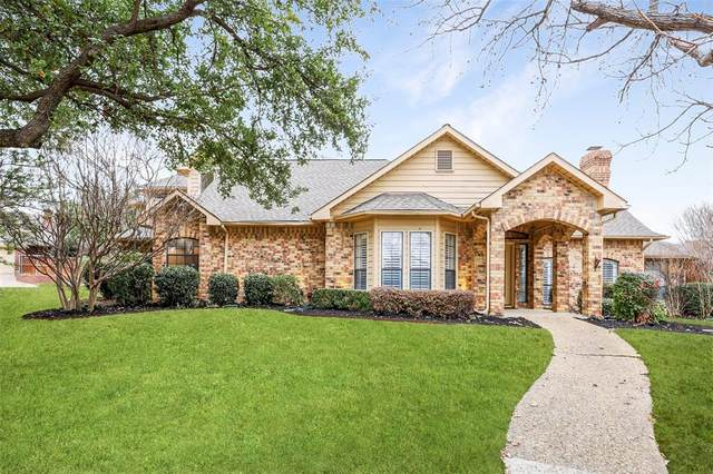 2331 Aberdeen Place, Carrollton, TX 75007 (MLS #14496972) :: Robbins Real Estate Group