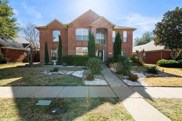 10811 Tree Shadow Lane, Frisco, TX 75035 (MLS #14497027) :: Real Estate By Design