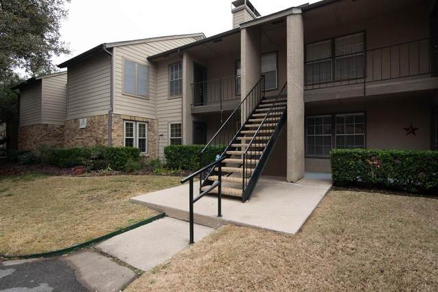 5300 Keller Springs Road #2086, Dallas, TX 75248 (MLS #14497094) :: The Hornburg Real Estate Group