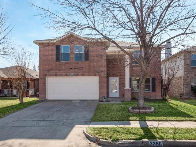 2356 White Oak Drive, Little Elm, TX 75068 (MLS #14497524) :: The Kimberly Davis Group