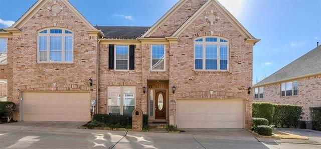 3937 Spring Garden Drive, Colleyville, TX 76034 (MLS #14497750) :: Team Hodnett
