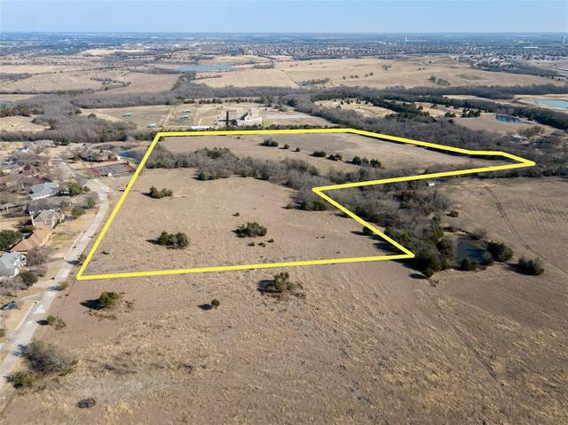 2085 Clem Rd Ext, Fate, TX 75089 (MLS #14497754) :: Real Estate By Design