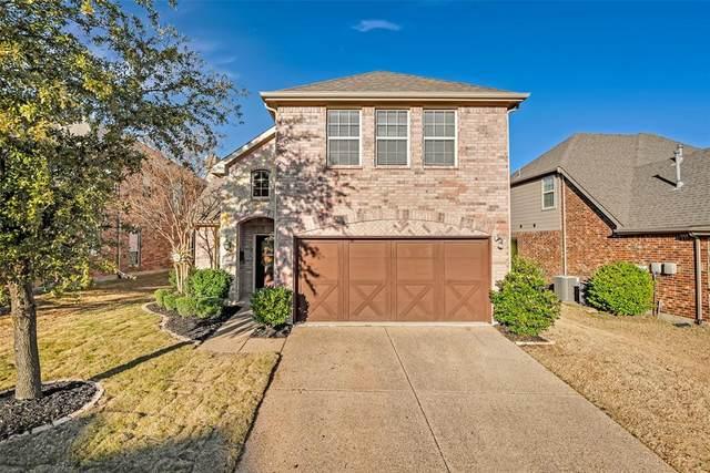 501 Eastland Drive, Lewisville, TX 75056 (MLS #14498151) :: Real Estate By Design