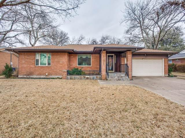 4221 Selkirk Drive W, Fort Worth, TX 76109 (MLS #14498170) :: Robbins Real Estate Group