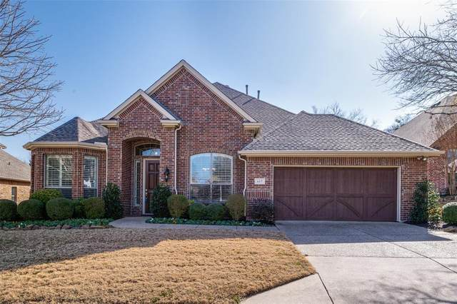 617 Cattle Baron Road, Fairview, TX 75069 (MLS #14499084) :: The Daniel Team