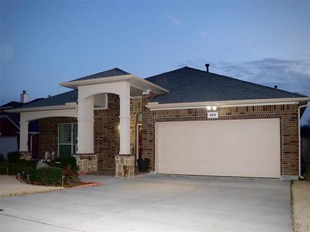 909 Regency Court, Denton, TX 76210 (MLS #14499646) :: The Kimberly Davis Group