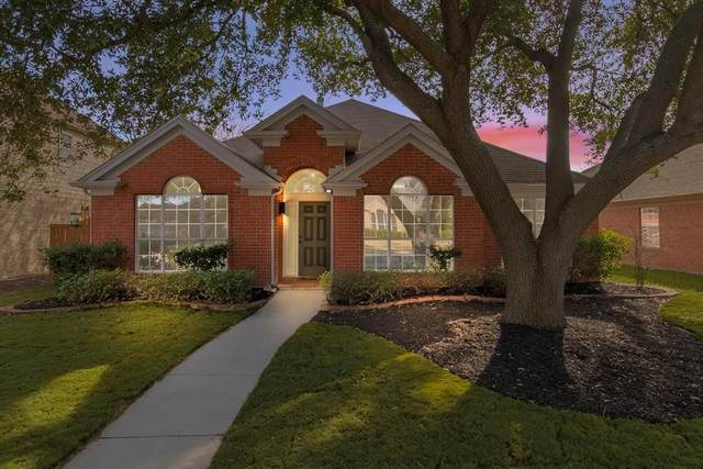 10901 Reisling Drive, Frisco, TX 75035 (MLS #14499707) :: HergGroup Dallas-Fort Worth