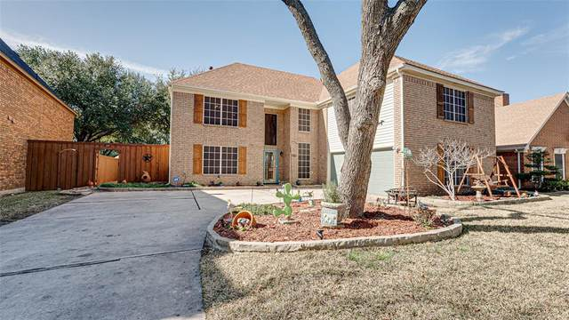 5709 Indian Hills Drive, Garland, TX 75044 (MLS #14499711) :: NewHomePrograms.com