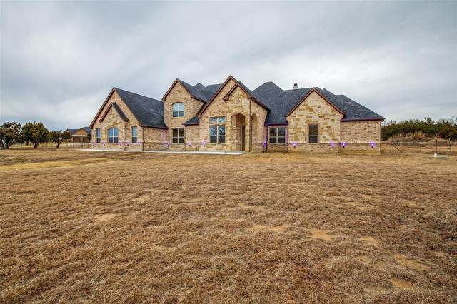240 Rock Springs Drive, Weatherford, TX 76088 (MLS #14499715) :: Hargrove Realty Group