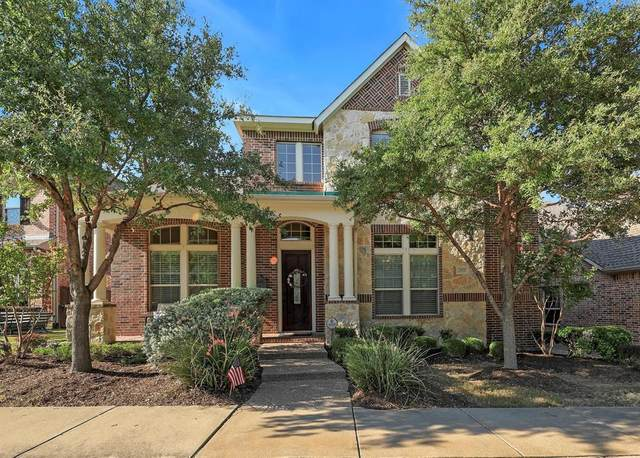 2513 Case Castle Court, Lewisville, TX 75056 (MLS #14500118) :: Hargrove Realty Group