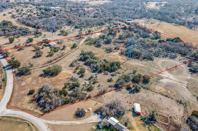 1600 Flat Rock Road, Azle, TX 76020 (MLS #14500136) :: Jones-Papadopoulos & Co