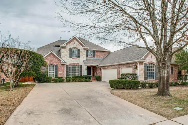 2805 Doe Run, Mckinney, TX 75072 (MLS #14500430) :: The Kimberly Davis Group