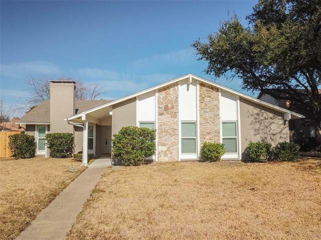 1713 Baylor Drive, Richardson, TX 75081 (MLS #14500434) :: Results Property Group