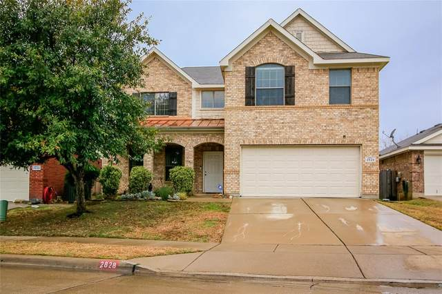 2828 Merry View Lane, Fort Worth, TX 76120 (MLS #14500644) :: All Cities USA Realty