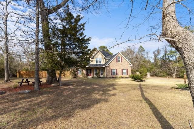 114 Willow Oak Drive, Lufkin, TX 75904 (MLS #14500665) :: Team Hodnett