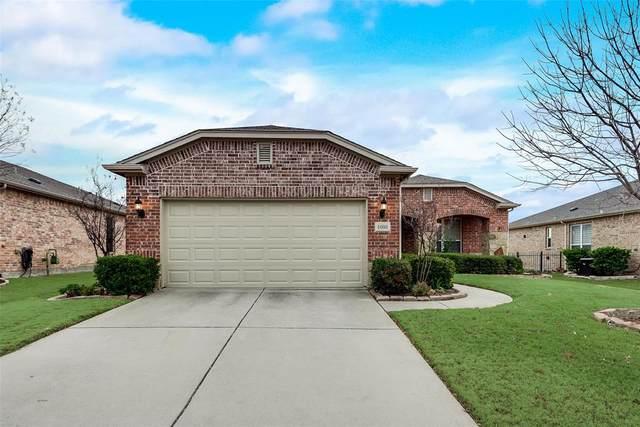 1003 Carrington Greens Drive, Frisco, TX 75036 (MLS #14500848) :: The Mauelshagen Group