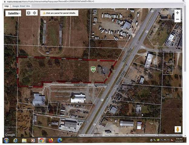 4725 Texoma Parkway, Denison, TX 75021 (MLS #14500891) :: The Good Home Team