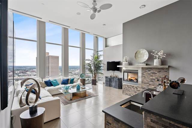 500 Throckmorton Street #3509, Fort Worth, TX 76102 (MLS #14501050) :: Real Estate By Design