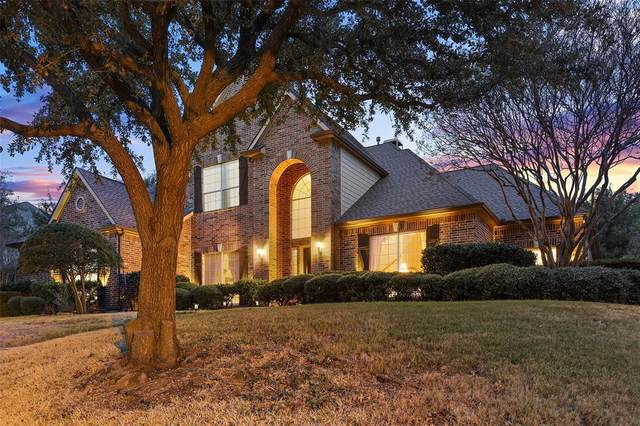 4700 Scoter Lane, Mckinney, TX 75072 (MLS #14501393) :: Hargrove Realty Group
