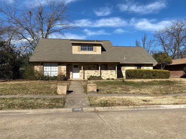 11331 Glen Cross Drive, Dallas, TX 75228 (MLS #14501470) :: Results Property Group