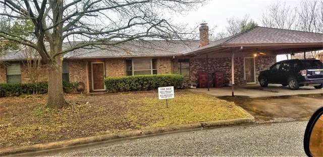 501 W Center Street, Whitewright, TX 75491 (MLS #14501904) :: Robbins Real Estate Group