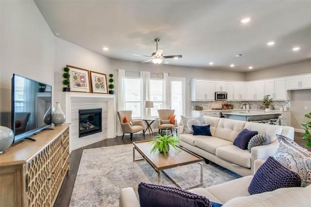420 Waters Edge Drive #412, Lake Dallas, TX 75065 (MLS #14501918) :: The Good Home Team