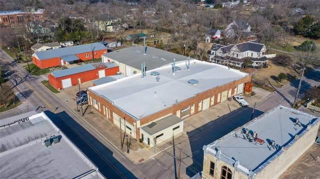 110 N Main Street, Farmersville, TX 75442 (MLS #14501931) :: All Cities USA Realty