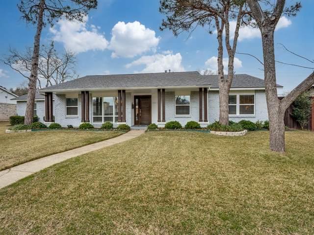 3925 Boca Bay Drive, Dallas, TX 75244 (MLS #14502722) :: The Mauelshagen Group