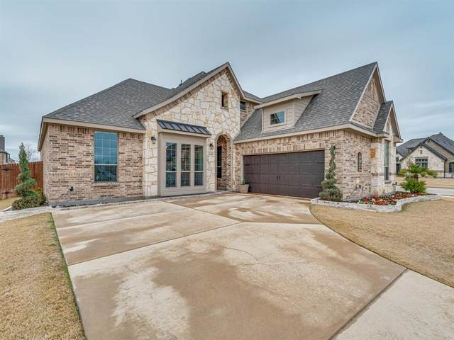 5601 Ranger Drive, Midlothian, TX 76065 (MLS #14502890) :: The Hornburg Real Estate Group