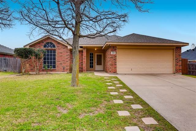 508 Birch Street, Crowley, TX 76036 (MLS #14502910) :: The Hornburg Real Estate Group