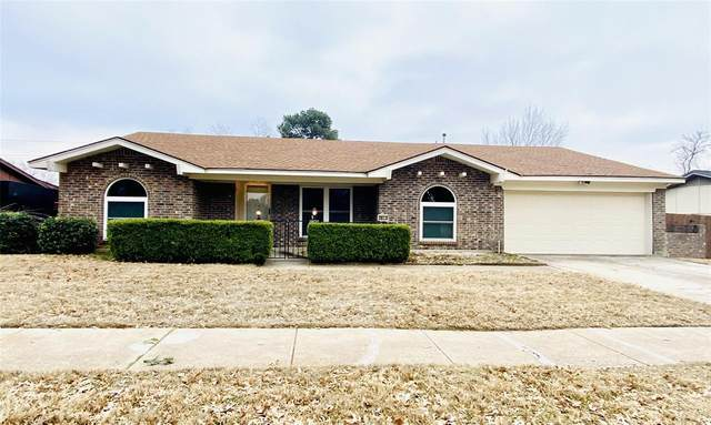 7612 Jean Ann Drive, North Richland Hills, TX 76180 (MLS #14502952) :: Robbins Real Estate Group