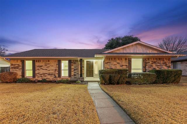 1910 Arvada Drive, Richardson, TX 75081 (MLS #14503002) :: All Cities USA Realty