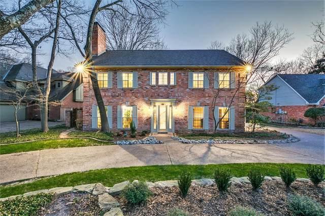 2818 Woods Lane, Garland, TX 75044 (MLS #14503242) :: The Property Guys