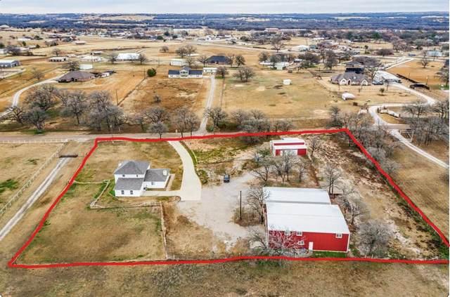470 County Road 3198, Decatur, TX 76234 (MLS #14503459) :: The Mauelshagen Group