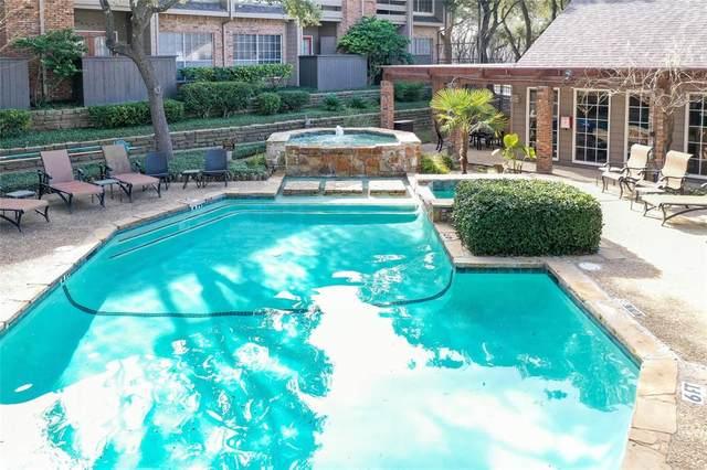 9801 Royal Lane #105, Dallas, TX 75231 (#14503635) :: Homes By Lainie Real Estate Group